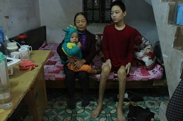 LD1705: Ngặt nghèo với căn bệnh 1 năm mổ 6 lần không khỏi