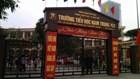 Công bố quyết định cách chức Hiệu trưởng, Hiệu phó, phân công người quản lý trường Nam Trung Yên
