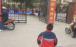 Học sinh bị taxi đâm gãy chân tại Trường Nam Trung Yên bị thương tật 32%