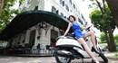 Miên man chân dài Việt bên xe hot của Yamaha