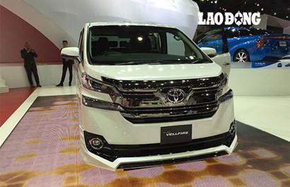 Cận cảnh đàn anh mới ra mắt của Toyota Innova