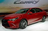 Toyota Camry mới ra mắt tại thị trường Việt Nam