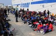 Lật thuyền ngoài khơi Libya, 700 người có thể thiệt mạng