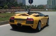 Số phận trôi nổi của siêu xe Lamborghini dùng biển giả tại Việt Nam