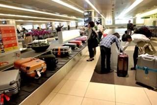 Chặn gấp nạn ăn cắp ở sân bay