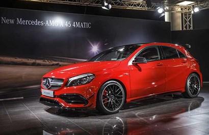Xe rẻ nhất của Mercedes-Benz tại Việt Nam trình làng phiên bản mới