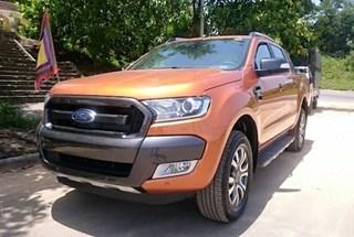 """Xem Ford """"nhá hàng"""" Ranger mới tại Việt Nam"""