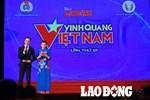 Chương trình Vinh Quang Việt Nam lần thứ XII: Tôn vinh những điển hình để xã hội noi theo