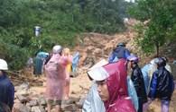 Quảng Ninh: Mưa lớn, sạt lở đất thêm 2 người chết, 7 người mất tích