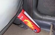 Chuyên gia ôtô: Tôi cũng chẳng biết lắp bình cứu hoả ở đâu!