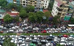 """Bí thư Thành ủy Hà Nội: Báo động về giao thông, tăng trưởng như """"nước sôi"""""""