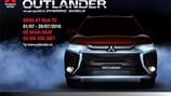 Mitsubishi Motors ra mắt Outlander với thiết kế Dynamic Shield
