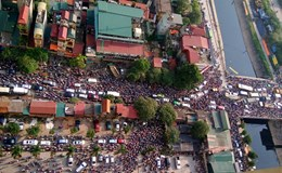 Đề xuất cấm xe máy ngoại tỉnh ở Hà Nội: Thêm một ý kiến ngược đời