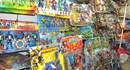 Báo động tình trạng ngộ độc đồ chơi có xuất xứ từ Trung Quốc