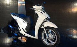 """""""Chơi"""" phanh ABS, Honda SH tăng giá gần 10 triệu đồng"""