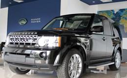 Nhà phân phối xe sang Land Rover bị truy thu thuế hơn 700 tỉ