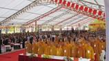 Đại lễ cầu siêu các nạn nhân tử vong do TNGT
