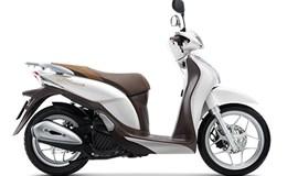 Honda nâng đời SH Mode tại Việt Nam