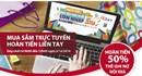 Hoàn tiền 50% cho chủ thẻ ATM Maritime Bank khi thanh toán tại Lazada.vn và Adayroi.com
