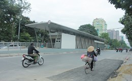 Xe buýt nhanh ở Hà Nội, mông lung lịch chạy chính thức