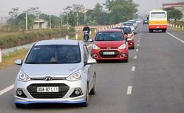 Vượt mốc 50.000 xe, Hyundai Grand i10 làm mưa gió trên thị trường