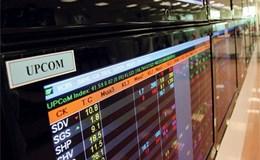 1 tháng, 42 doanh nghiệp chào sàn, thị trường Upcom lập kỷ lục