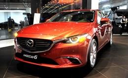 Mazda6 bất ngờ ra phiên bản mới, tăng sức ép với Toyota Camry