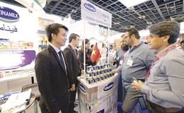 Sữa Vinamilk đã có mặt tại Dubai