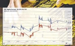 Vàng tăng giá trở lại nhờ FED