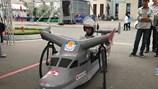 Cuộc đua xe dị ăn xăng ít của sinh viên Việt Nam