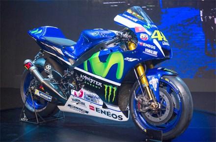Yamaha mang siêu môtô tới triển lãm xe máy Việt Nam - ảnh 1