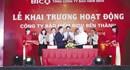 BIC khai trương công ty thành viên thứ 3 tại TPHCM