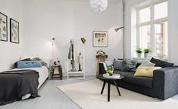 """Ngôi nhà 30m² khiến ai cũng bất ngờ vì """"quá đẹp"""""""