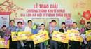 Bia Hà Nội trao thưởng chương trình khuyến mại trị giá 22,9 tỉ đồng