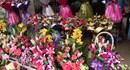 Thị trường hoa và quà tặng vẫn nhộn nhịp hậu 20.10!