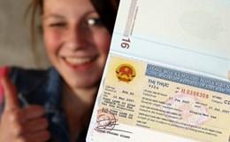 Thí điểm áp dụng cấp thị thực điện tử e-visa từ ngày 1.1.2017