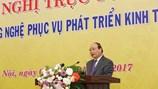 Thủ tướng Nguyễn Xuân Phúc: Đầu tư cho KHCN cần bám sát hơn nhu cầu thực tiễn