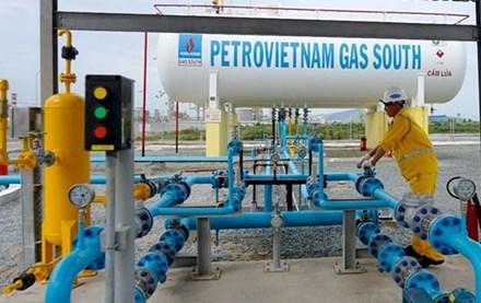 PV Gas South khánh thành trạm chiết nạp LPG tại Cà Mau - ảnh 1