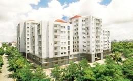 TPHCM: Giá bán căn hộ trung bình tăng 4,6%