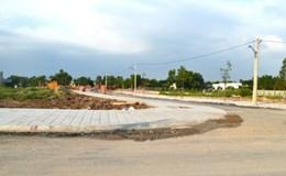 Giá chào bán đất nền dự án tại TPHCM tăng trung bình 20-40%