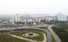 Trụ sở nhiều bộ, ngành sẽ được xây dựng trên khu đất 55 ha ở Mễ Trì