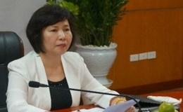 Bộ Công Thương nói gì về số cổ phần Thứ trưởng Hồ Thị Kim Thoa nắm giữ tại Điện Quang?