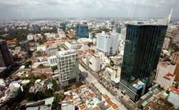 TPHCM: Chỉ số giá nhà ở và văn phòng hạng A dự báo tiếp tục tăng