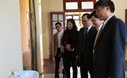 Inax trao tặng 1000 chậu rửa cho các trường học, trạm y tế xã ở Thanh Hóa