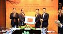 Phó Thủ tướng Nguyễn Xuân Phúc xông đất ngân hàng đầu xuân