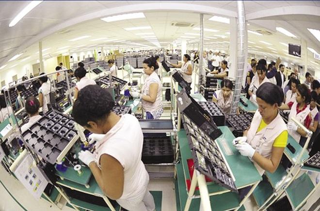 Vì sao doanh nghiệp Việt khó chen chân làm ốc vít, sạc pin cho Samsung