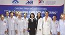 MB phối hợp cùng Bệnh viện mắt TPHCM mổ mắt miễn phí tại các tỉnh thành phía Nam