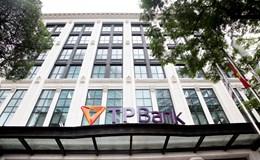 TPBank tăng vốn điều lệ lên hơn 5.842 tỷ đồng