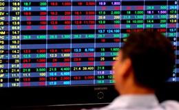 Nóng cổ phiếu ngân hàng, VN-Index tăng mạnh trong phiên đầu năm