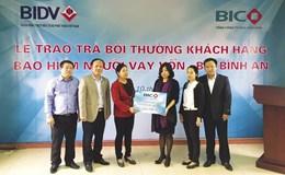 BIC bồi thường hơn 800 triệu đồng cho khách hàng tại Bắc Ninh